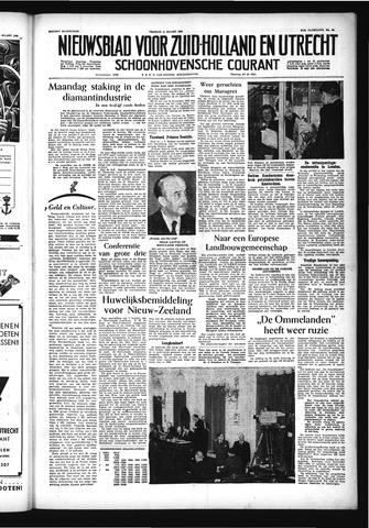 Schoonhovensche Courant 1955-03-11
