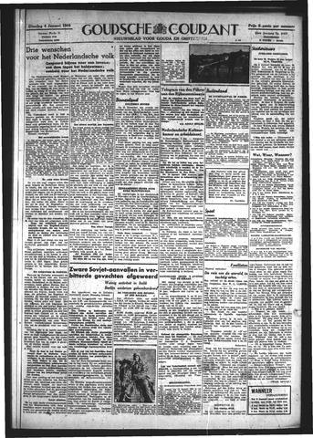 Goudsche Courant 1944-01-04