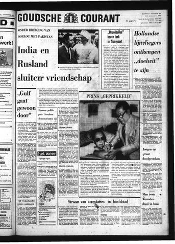 Goudsche Courant 1971-08-09