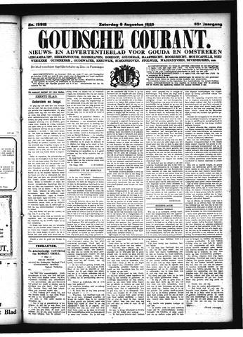 Goudsche Courant 1925-08-08