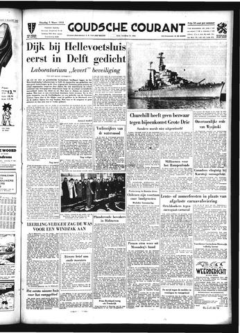 Goudsche Courant 1953-03-03