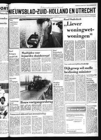 Schoonhovensche Courant 1979-03-21