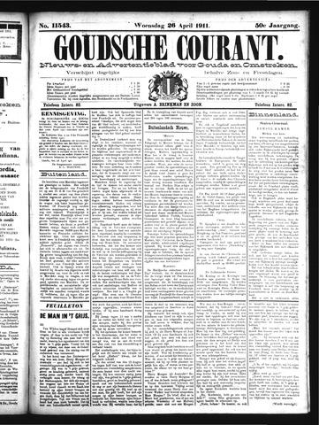 Goudsche Courant 1911-04-26