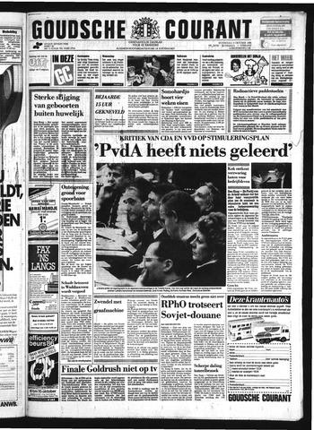 Goudsche Courant 1986-10-08