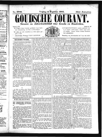 Goudsche Courant 1905-08-04