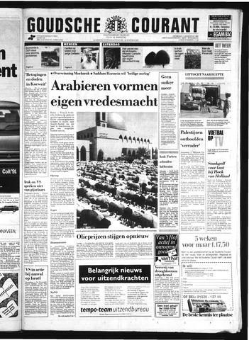 Goudsche Courant 1990-08-11