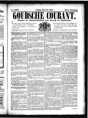 Goudsche Courant 1894-07-20