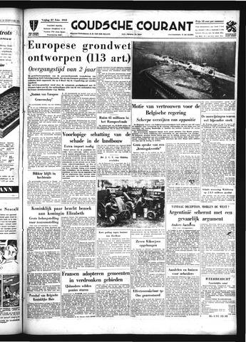 Goudsche Courant 1953-02-27