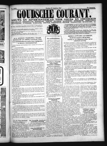 Goudsche Courant 1939-08-29