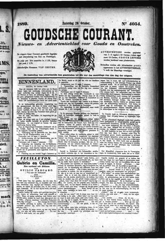 Goudsche Courant 1889-10-26