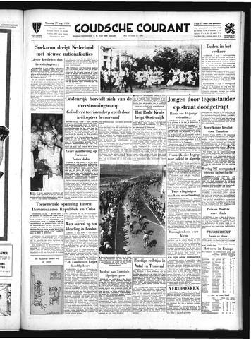 Goudsche Courant 1959-08-17