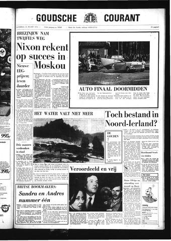 Goudsche Courant 1972-03-25