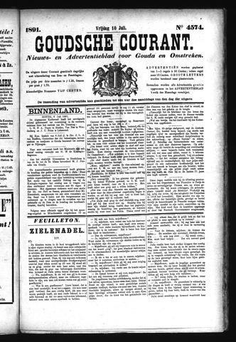 Goudsche Courant 1891-07-10