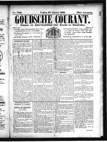 Goudsche Courant 1899-01-20