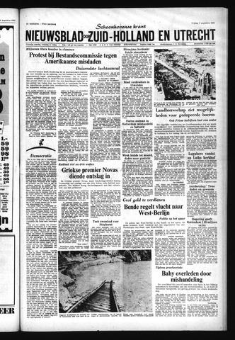 Schoonhovensche Courant 1965-08-06
