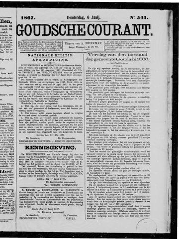 Goudsche Courant 1867-06-06