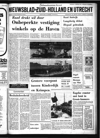Schoonhovensche Courant 1976-08-11