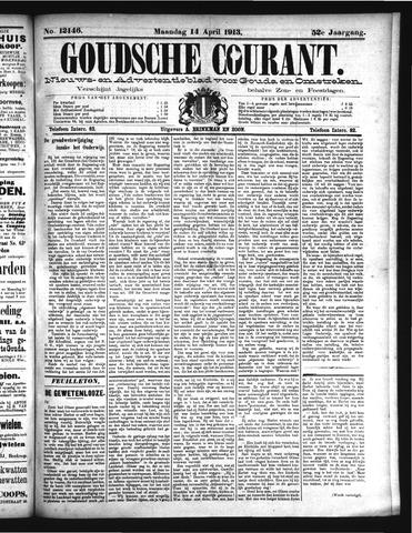 Goudsche Courant 1913-04-14