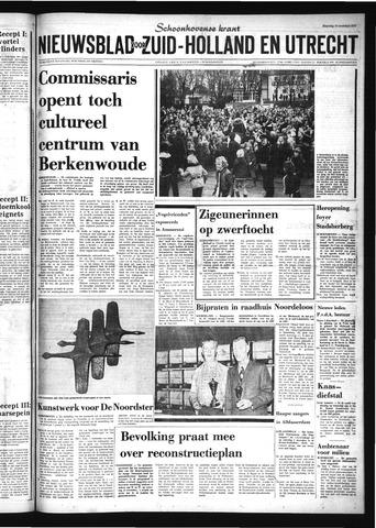 Schoonhovensche Courant 1973-11-19