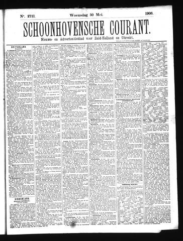 Schoonhovensche Courant 1906-05-30