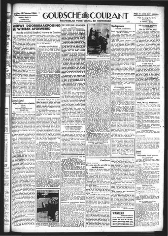 Goudsche Courant 1944-02-18