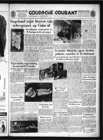 Goudsche Courant 1962-10-06