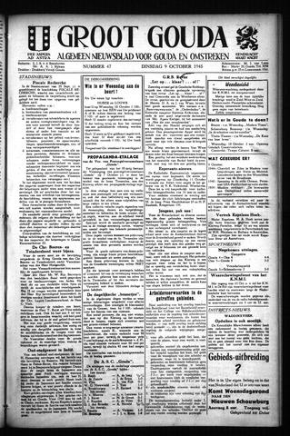 Groot Gouda 1945-10-09