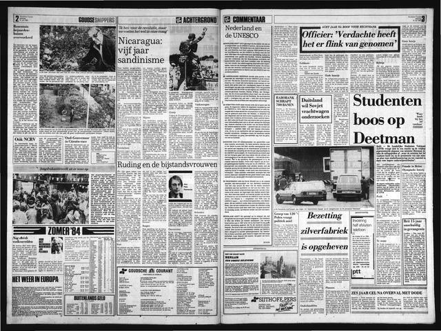 Goudsche Courant 1984-07-21
