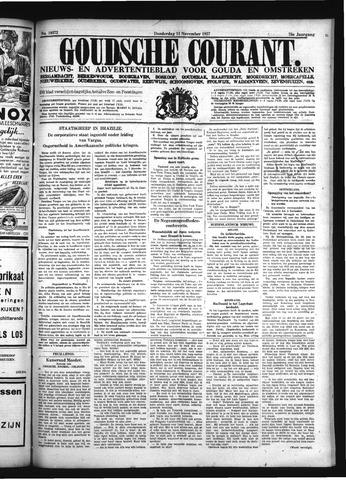 Goudsche Courant 1937-11-11