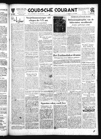 Goudsche Courant 1950-09-05