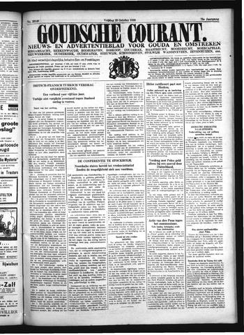 Goudsche Courant 1939-10-20