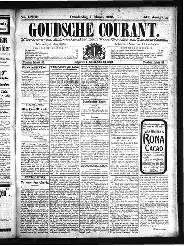 Goudsche Courant 1912-03-07