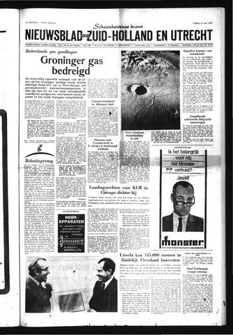 Schoonhovensche Courant 1969-05-30