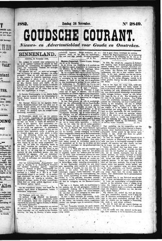Goudsche Courant 1882-11-26