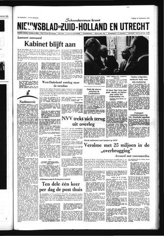 Schoonhovensche Courant 1969-09-26