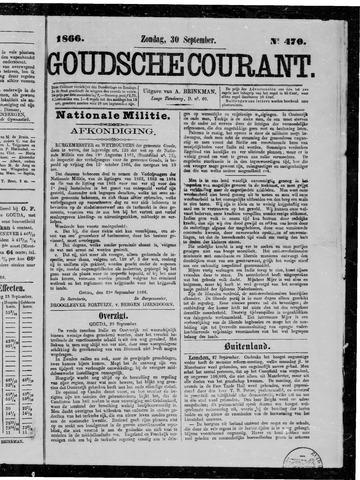 Goudsche Courant 1866-09-30
