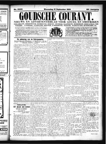 Goudsche Courant 1923-09-12