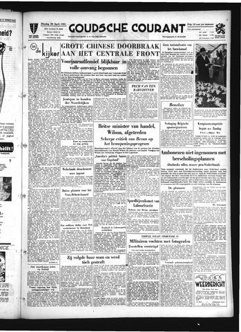Goudsche Courant 1951-04-24