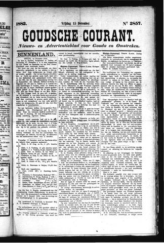 Goudsche Courant 1882-12-15