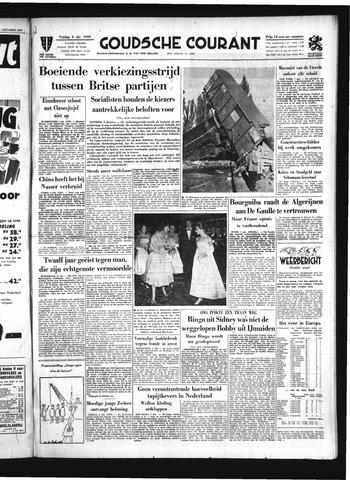 Goudsche Courant 1959-10-02