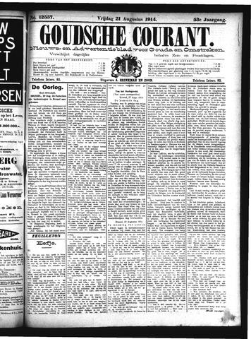 Goudsche Courant 1914-08-21