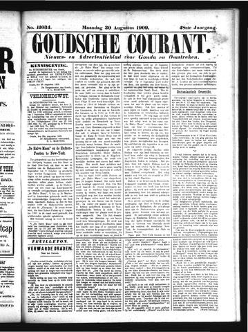 Goudsche Courant 1909-08-30