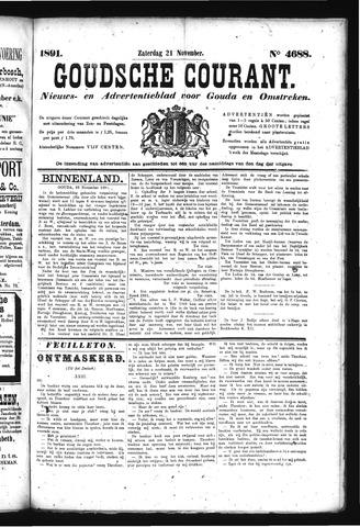 Goudsche Courant 1891-11-21