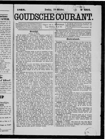Goudsche Courant 1868-10-18