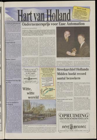 Hart van Holland 1999-01-13