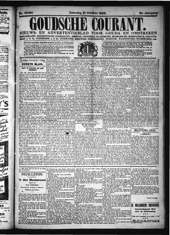 Goudsche Courant 1922-10-21