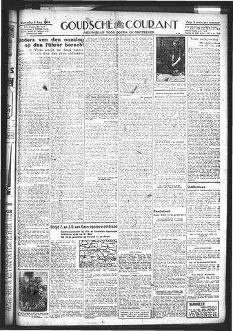 Goudsche Courant 1944-08-09