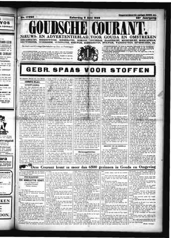 Goudsche Courant 1929-06-08