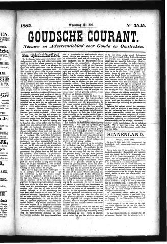 Goudsche Courant 1887-05-11