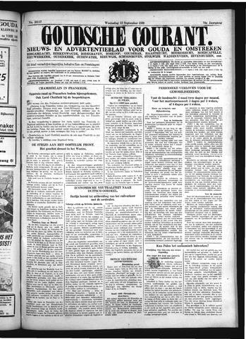 Goudsche Courant 1939-09-13